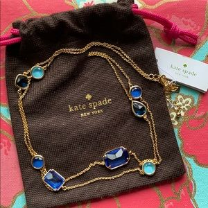 New Kate Spade Color Crush Necklace